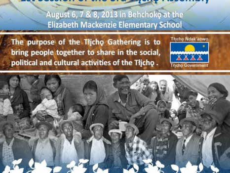 Tlicho Annual Gathering