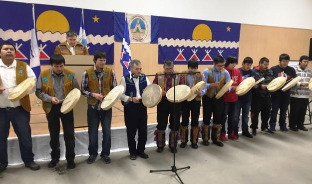 Ceremonial Drum Dance